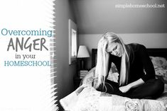 Do you find your frustration about homeschooling spilling over into anger? Kari assures that you're not alone, and offers ways to help.