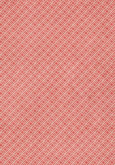 Donatella #fabric #coral from the Anna French Ballad collection. #Thibaut #AnnaFrench