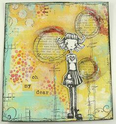 a sprinkle of imagination: Oh My Dear!