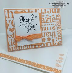 One Big Meaning World of Thanks 8 - Stamps-N-Lingers