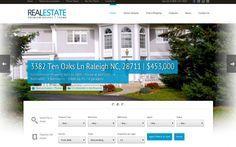 Drupal Themes ThemeSnap RealEstate