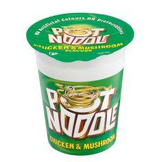 Reduced Salt Pot Noodle is Shit!