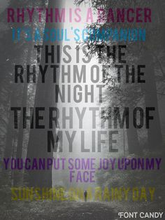 bastille the rhythm of the night lyrics