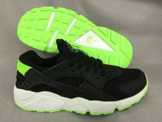 brand new 05659 fad32 Nike Air Huarache Venom Green Turb Green Black Anthracite Adidas Originals  Zx Flux, Hot Shoes