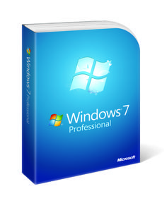 Microsoft Windows 7 Professional With Service Pack 1 64-bit