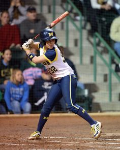 The official photo galleries for the Michigan Wolverines Funny Softball Quotes, Softball Rules, Softball Senior Pictures, Fastpitch Softball, Michigan Softball, Softball Things, Softball Stuff, Senior Guys, Senior Photos