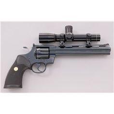 Colt Python ''Hunter'' Double Action Revolver