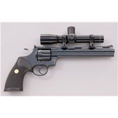 Colt Python ''Hunter'' Double Action Revolver