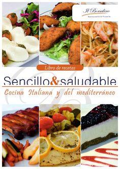 """Recetario Il Borsalino, comida sencilla y saludables  Queremos que nos acompañes en esta nueva aventura gastronómica donde compartiremos nuestras recetas, algunas muy básicas y de fácil preparación con la intención que termines hecho todo un """"cocinillas""""...si aun no lo eres claro!    En este recetario podrás encontrar desde los platos más tradicionales de nuestra carta, así como los que tenemos en el menú del día al igual que algunas novedades.   Sin mucho más preámbulo queridos #Borsalovers…"""
