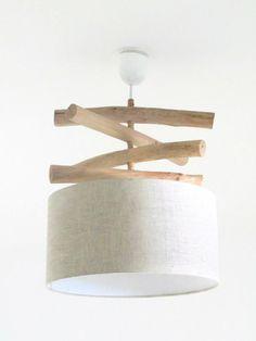 IONOS Lampa wisząca Niebieski Szary Biały Śr 58cm Metropolight