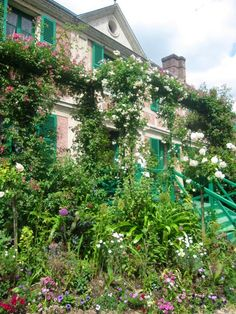 Maison de Monet, Giverny, France