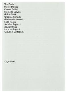 Studio Filippo Nostri \ Lugo Land