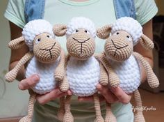 Amigurumi Sheep-Free Pattern