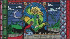 Cross Stitch Pattern  LARGE 18 Ct DISNEY by SUNSHINEYDAY0630