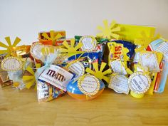 Sunshine Package! Cute blog with missionary gift ideas :)