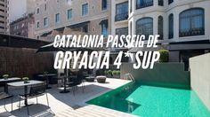 Hotel Catalonia Passeig de Gràcia 4* Sup en Barcelona, España