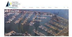 Hemos hecho un proyecto de web y redes sociales para el salón náutico de Denia: web, estrategia de redes, diseño de imagen corporativa. Visita nuestra web: http://salonnauticodenia.com/