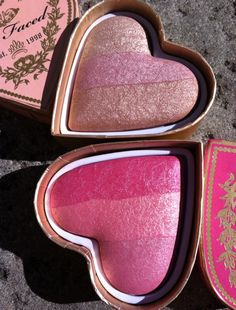Sweetheart blush