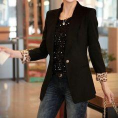 Blazer Feminino Executive.  Apenas R$129,90 com Frete Grátis! Confira mais de 15 modelos em até 10x Sem Juros.  http://www.camisariarg.com/blazer-feminino-executive.html