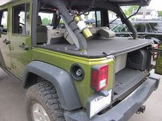 Lets see your cargo tie down points - Page 2 - JKowners.com : Jeep Wrangler JK Forum