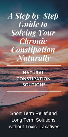 A super helpful article that helps to figure out how to get short-term constipation relief and will help solve constipation long term without being reliant on laxatives. Exercise For Constipation, Pregnancy Constipation, Constipation Problem, Constipation Remedies, Constipation Relief, Relieve Constipation, Constipation Exercises, Natural Colon Cleanse, Gut Health