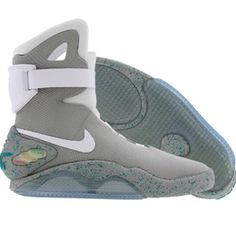 Charity Sale - The Michael J Fox Foundation For Parkinsons Research - Nike Mag 2011 - Shoes - NIKEMAG | PickYourShoes.com ($5000+) - Svpply