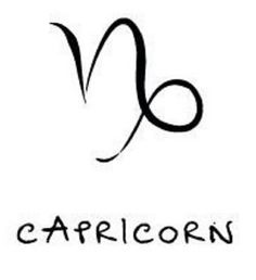 """My next tattoo since my name starts with an 'N"""" .... (the Capricorn in me)"""