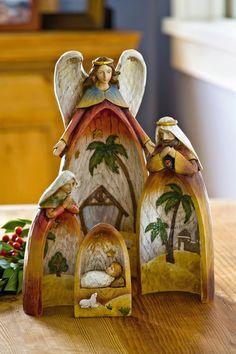 Nested Nativity