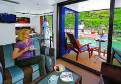 AmaWaterways - Owner's Suite aboard AmaBella