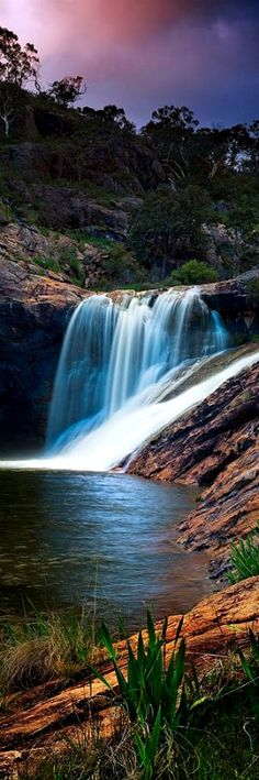 Serpentine Falls, Western Australia http://beautifulvacationspots.com/