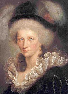 Augusta of Reuss-Ebersdorf, duchess of Saxe Coburg Saalfield (later Gotha), consort of Duke Franz.  Mother of Leopold of Belgium; Victoria, Duchess of Kent; and Ernest I of Saxe Coburg Gotha; and grandmother of Prince Albert; Queen Victoria Ferdinand II of Portugal; Victoria, Duchess of Nemours.
