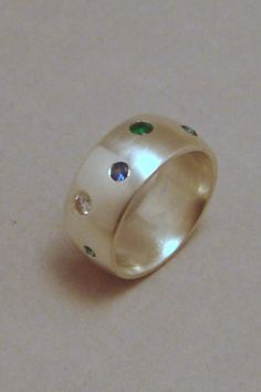 Not your Mother's Mother's Ring by CourtneyBache on Etsy