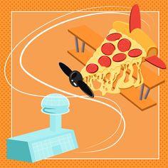 """Pizza plane"""