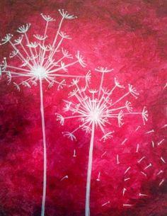 Dandelion King, David Daykin, Paint Nite
