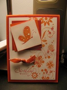 Garden Whimsy Birthday by anartisticbent - Cards and Paper Crafts at Splitcoaststampers