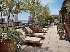 New York, Hudson Sky Bar