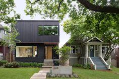 Pink House, Scott Posno Design, Vancouver, Canada