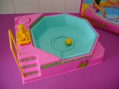 Piscina da Barbie