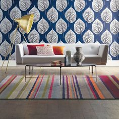 Harlequin Barcode Rugs 43700 in Amber