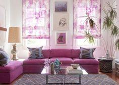 Radiant Orchid kleur van het jaar 2014 | Woonguide.nl