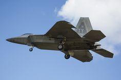 Lockheed F-22A Raptor, 95th FS
