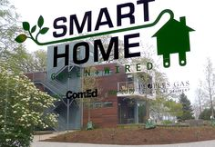 The Smart Home: Green + Wired exhibit at the Museum of Science and Industry in Chicago. Warmboard provides perfect comfort to all visitors and helps keep the energy bill low.