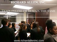 Richard Allen, Inc. believes in long-term skill development so that our team will continuously produce quality #results for our clients. Ongoing #training is paramount in our industry and we stay competitive by training our team members to perform at their highest ability. #trainingtuesday