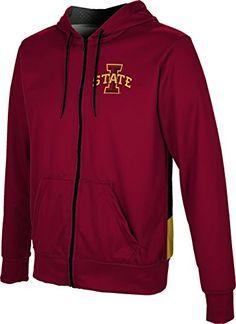 ProSphere Winona State University Mens Full Zip Hoodie Vector