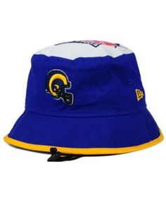 New Era St. Louis Rams Traveler Bucket Hat