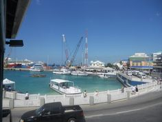 Cayman islands - the Port
