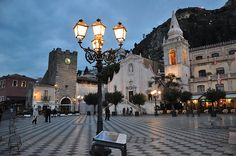 Taormina, Italy...my favorite town in Sicily