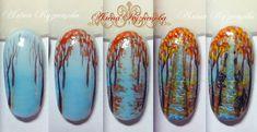 Фотография Creative Nail Designs, Fall Nail Designs, Creative Nails, Gorgeous Nails, Pretty Nails, City Nails, Spring Nail Colors, Nail Art Supplies, Pedicure Designs