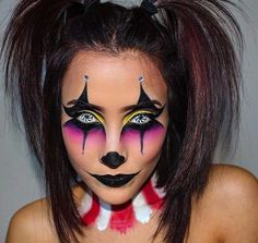 I like the hair for a doll costume and makeup