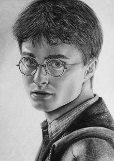 Harry Potter by LazzzyV on DeviantArt – Zeichnung Harry Potter Voldemort, Harry Potter Fan Art, Pintura Do Harry Potter, Harry Potter Portraits, Harry Potter Sketch, Harry Potter Painting, Harry Potter Drawings, Harry Potter Characters, Pencil Drawing Tutorials